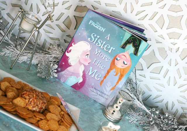 Disney FROZEN Party Ideas - My Sister's Suitcase - Packed ...