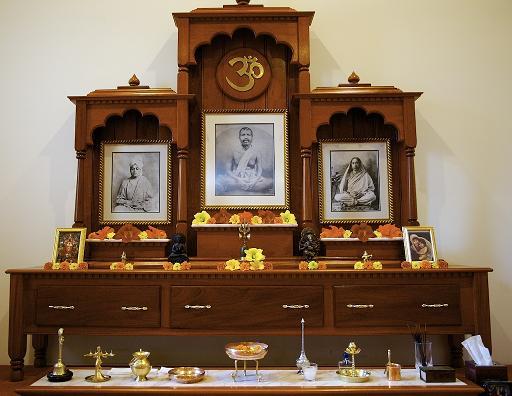 Home Altar Hindu The Image Kid Has It