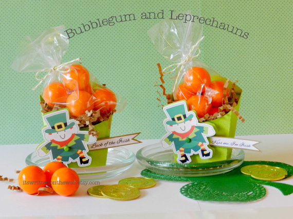 Leprechauns and Bubblegum