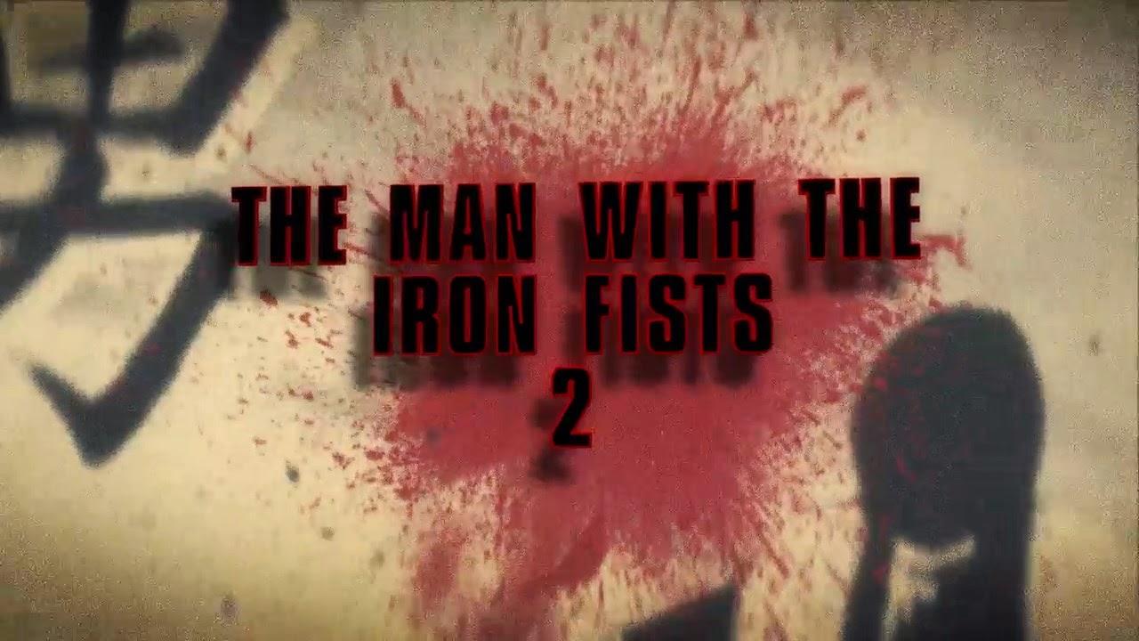 El Hombre Con Los Puños de Hierro 2 (2015) BRrip 720p Dual