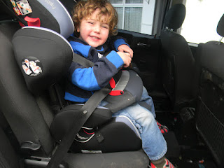 Kiddy GuardianFix Pro car seat