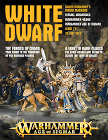 White Dwarf Weekly número 77 de julio