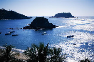 huatulco beautiful place