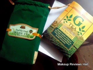 Organic Green Tea Review