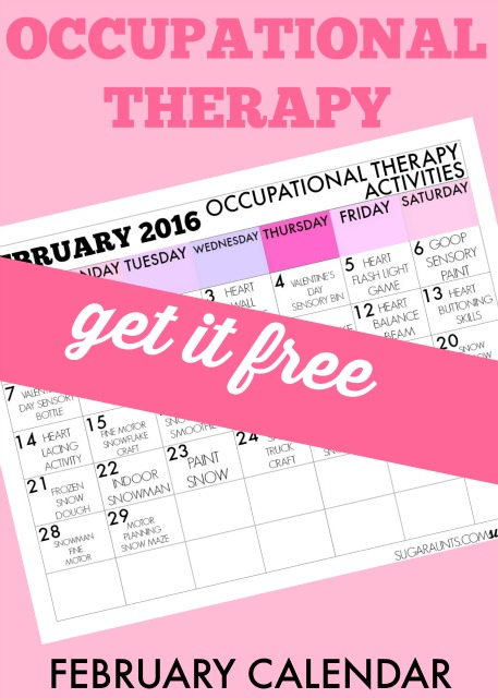 Occupational Therapy ideas