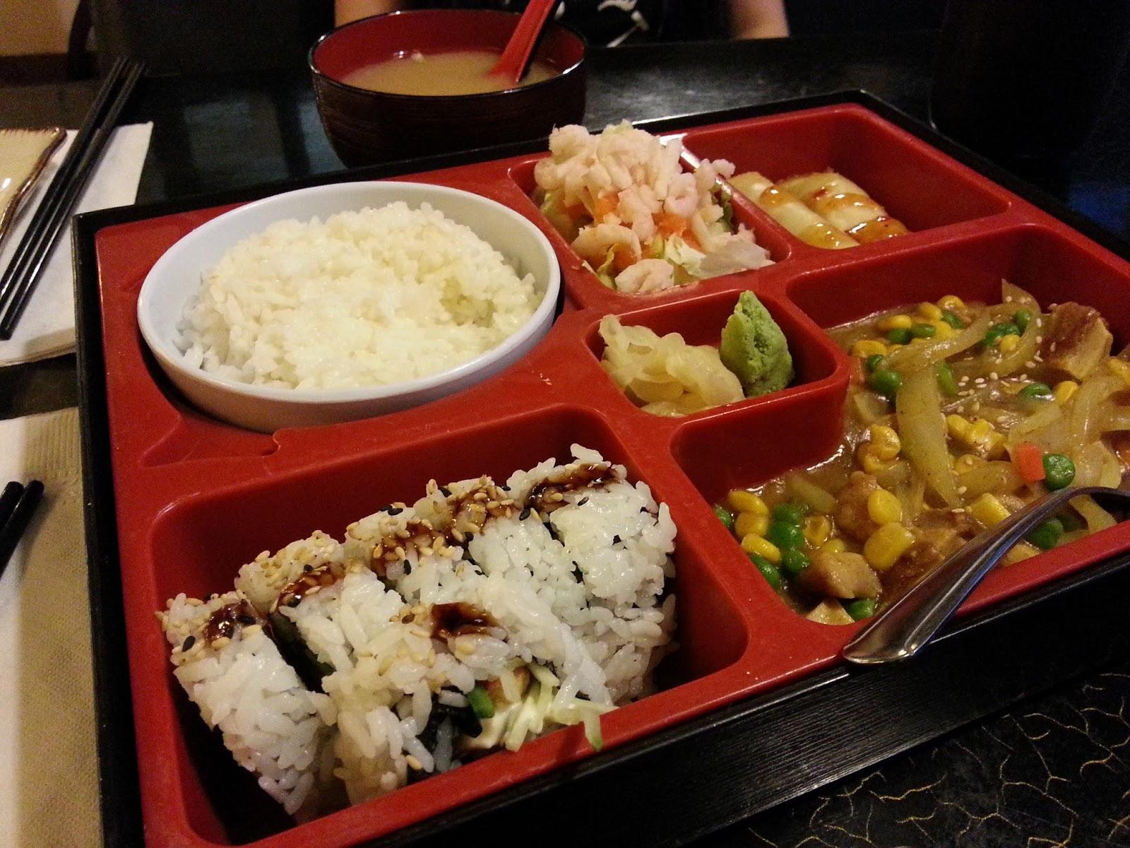 Freakzspeaks izumi japanese restaurant nutana saskatoon for Asian cuisine saskatoon menu