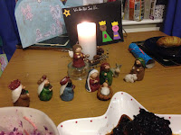 Epiphany http://laura-honeybee.blogspot.com/2015/12/our-christmas-traditions.html