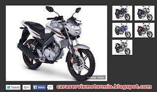 Harga Motor Vixion Bekas 2015