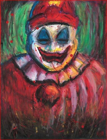 john wayne gacy art for sale. pictures John Wayne Gacy Art