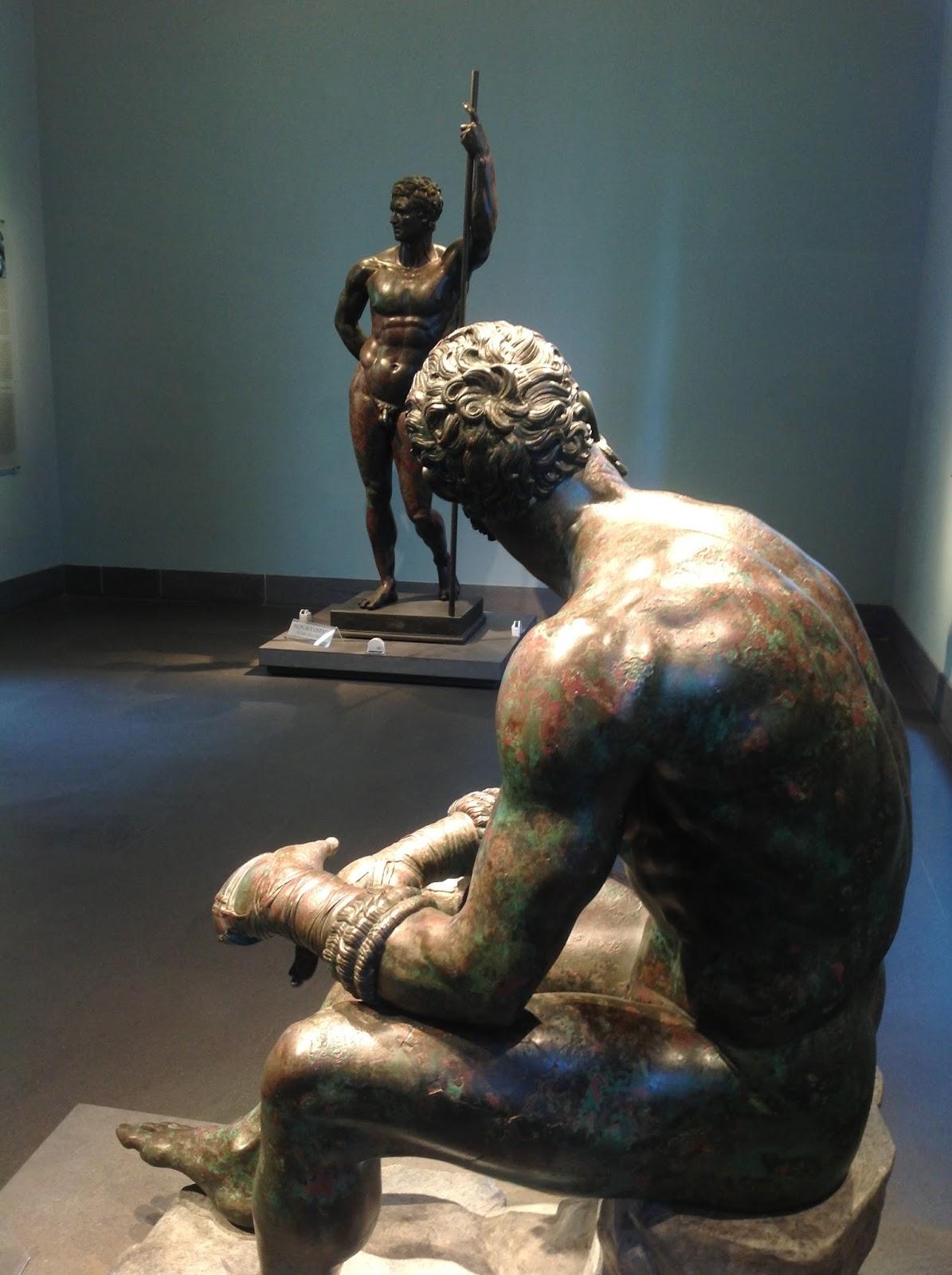 I MUSEI: IL MUSEO NAZIONALE ROMANO DI PALAZZO MASSIMO ALLE TERME