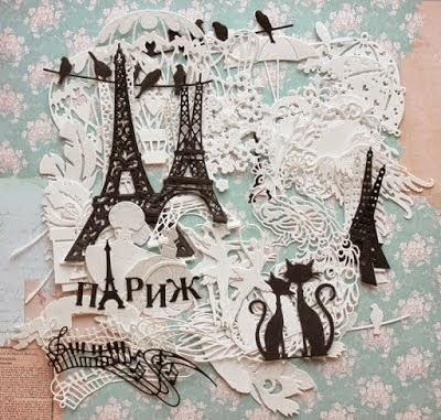 Карамелька про Париж