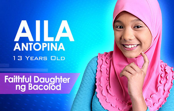 Aila Antopino dubbed as Faithful Daughter ng Bacolod is PBB737 Housemate