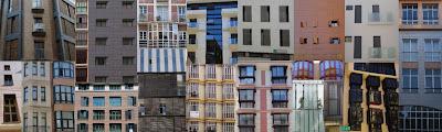 Nuevas texturas arquitectónicas que el estilo postmoderno ha introducido en el Centro Histórico de Málaga