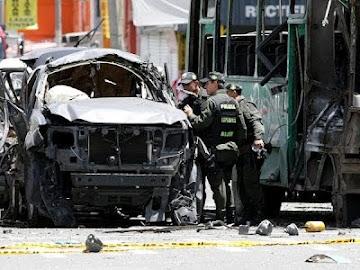 Atentado al Periodista Fernando Londoño Hoyos