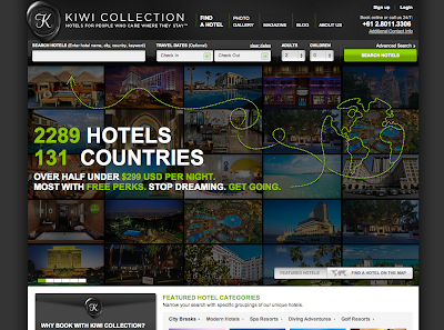 Introducing Kiwi Collection Luxury Travel