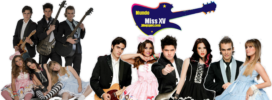 MundoMissXV: La mejor Informacion de Miss XV y Eme 15
