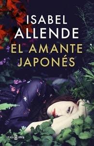 Ranking semanal. Número 5: El amante japonés, de Isabel Allende.