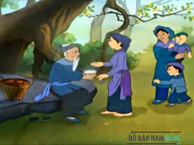Phim hoạt hình Việt Nam: Sự tích hồ Ba Bể