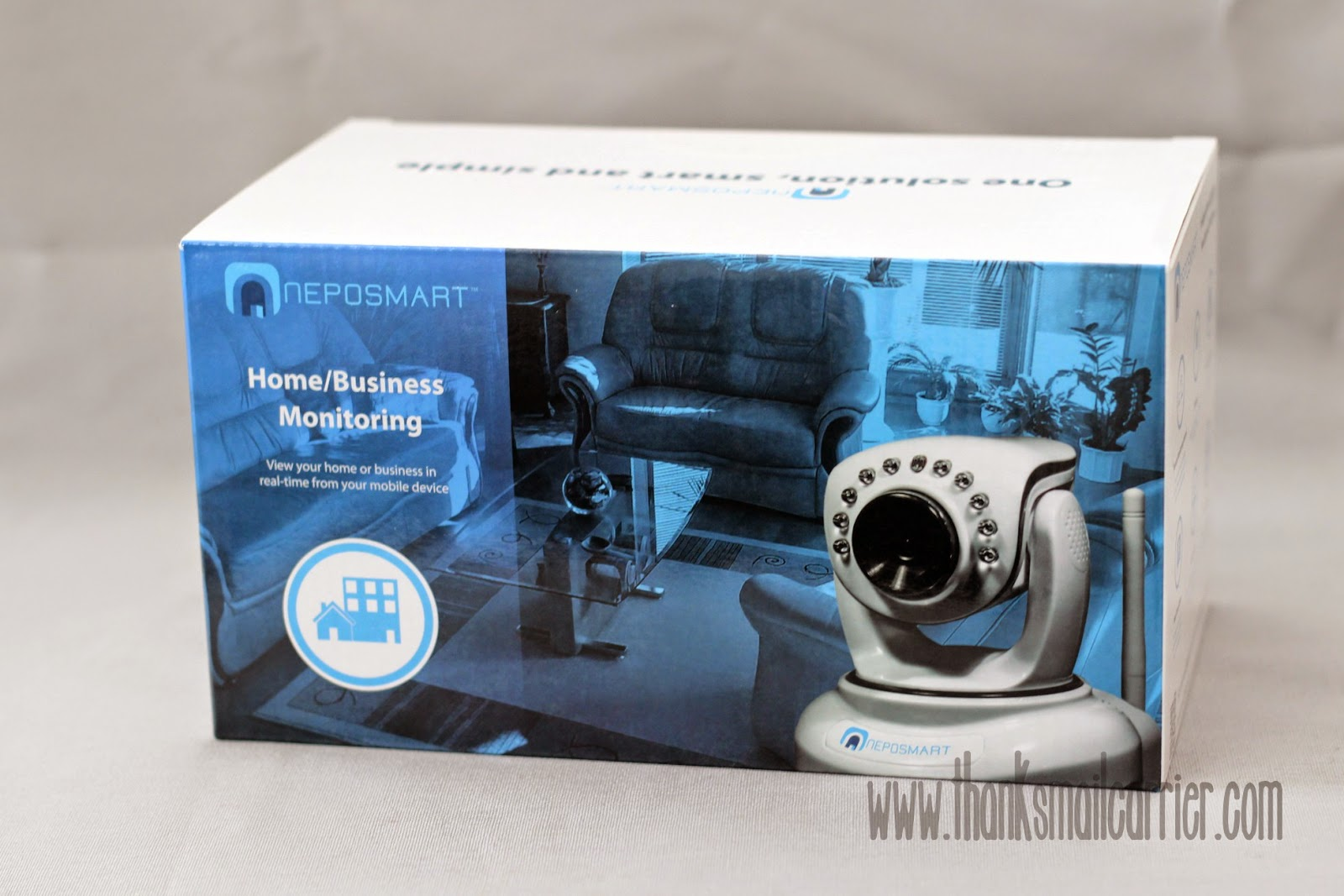 Neposmart home camera