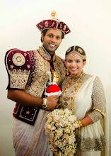 Roshan Ranawana's Wedding photos