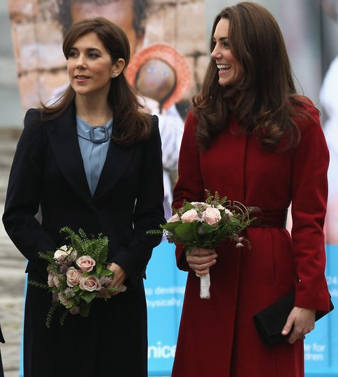 Kate Middleton & Prince William Visit Denmark
