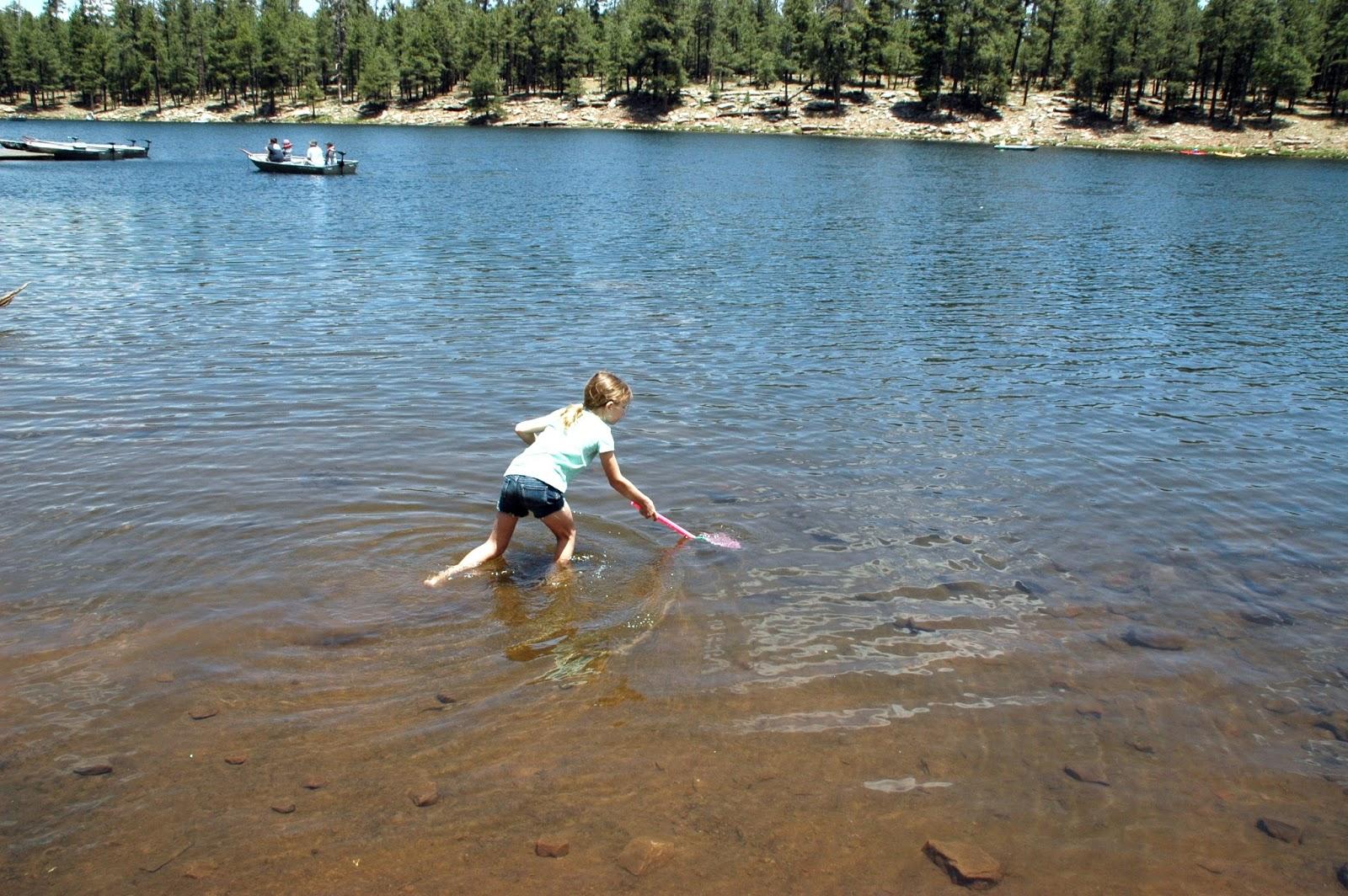 Marley grayson 39 s super fantastic blog camping at woods for Canyon lake az fishing