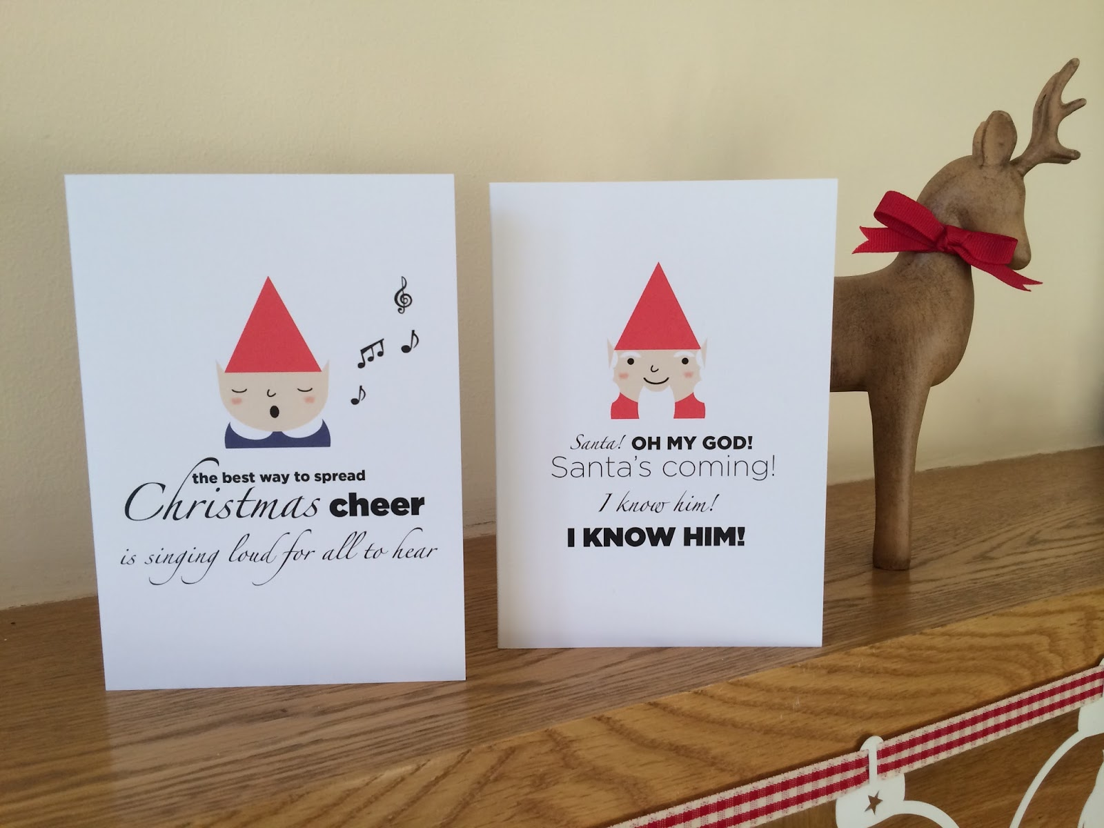 Paper Crush: Christmas Gift Guide: Greeting Cards
