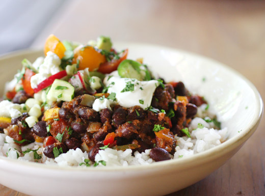 lisa is cooking: Smoky Chipotle Black Bean Chili with ...