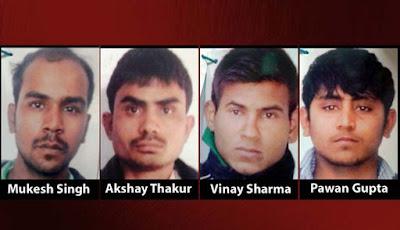 Empat Pemerkosa Mahasiswi Di India Dihukum Mati,bagaimana dengan Indonesia..??