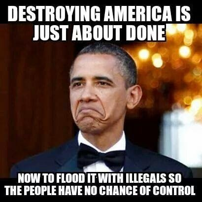 why obama is ruining this country On this day in 2008, senator barack obama of illinois defeats senator john  mccain  a devastating artillery barrage that destroys millions of dollars in  materiel.