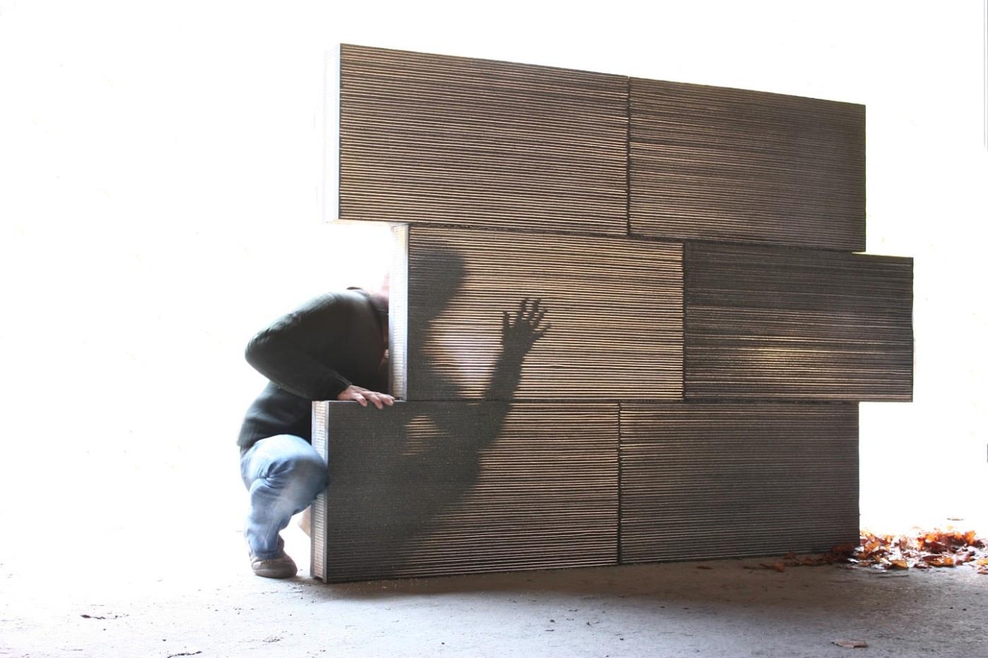 Pasangan Beton Transparan Untuk Dinding