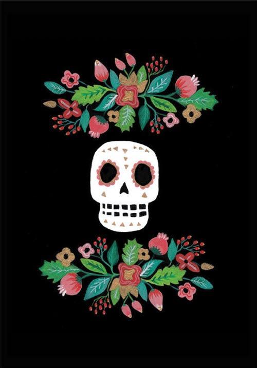 2 de noviembre: Día de los muertos