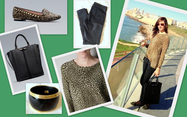 Jersey print leopardo el blog de silvia rodriguez blog - Zara en cadiz ...