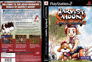 Harvest Moon Save The Homeland, Harvest Moon