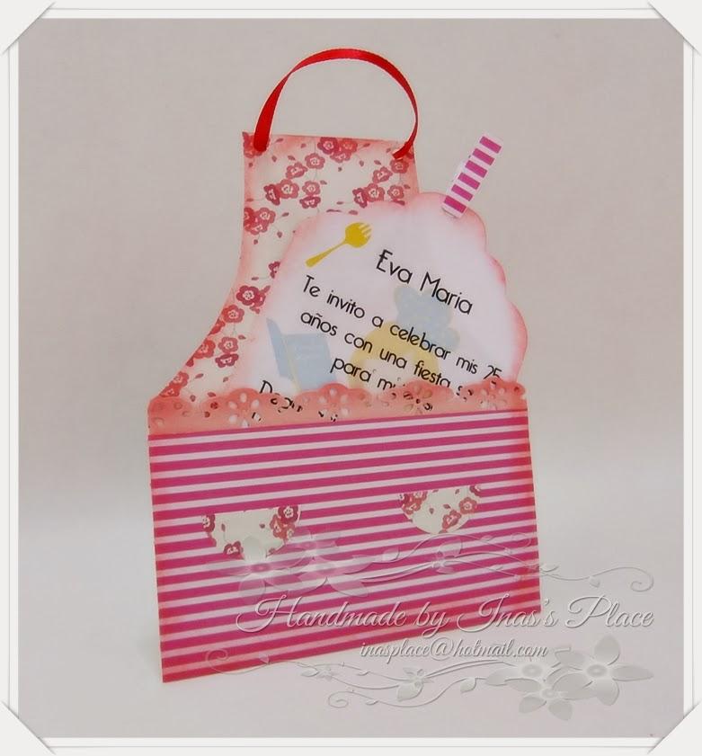 Ina\'s Place Invitations & Party Supplies: Invitaciones para Adultos ...