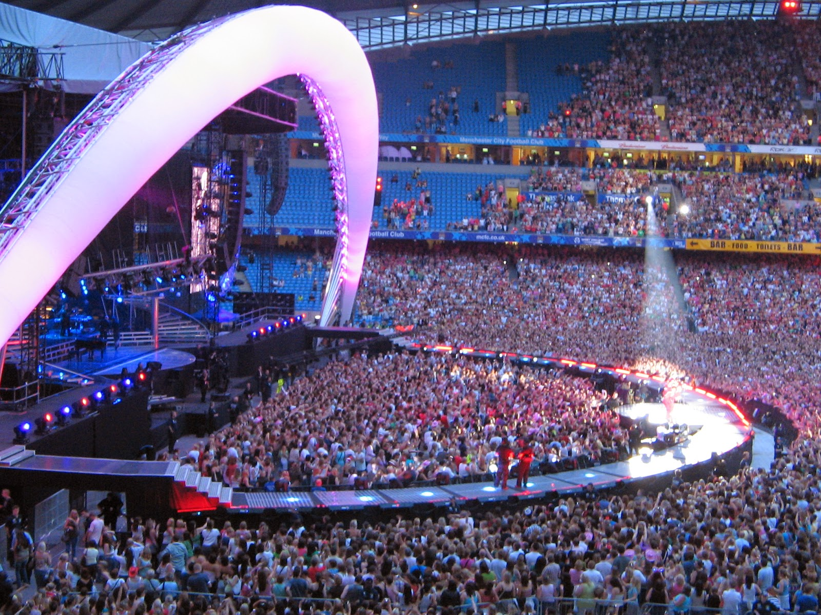 Dissertation title involving Crowd Health and Safety at stadiums?