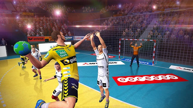 Handball 16 PC Game Español