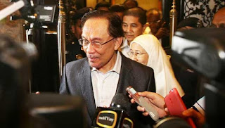 Hakim tarik diri daripada mendengar kes Anwar