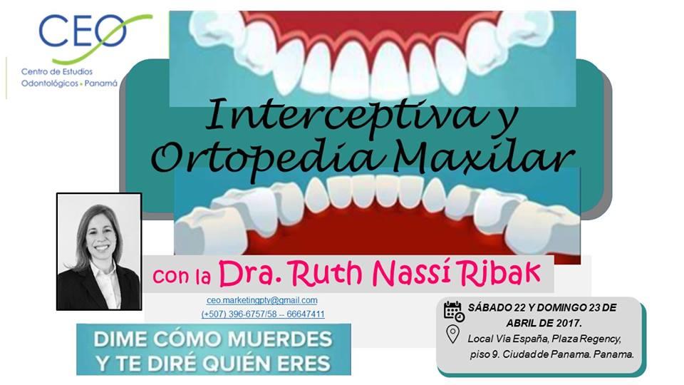 Interceptiva y Ortopedia Maxilar