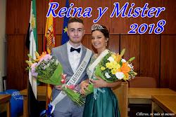 REINA Y MISTER 2018