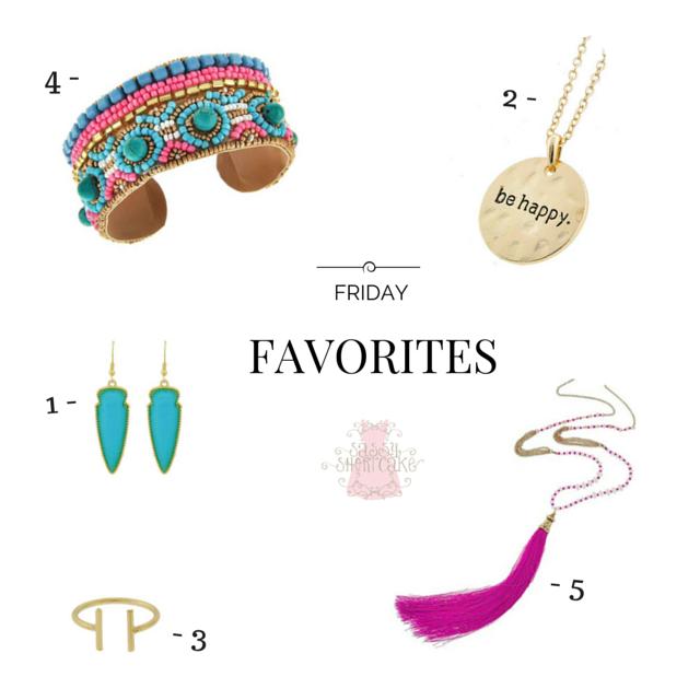 Friday Favorites | Sassy Shortcake | sassyshortcake.com