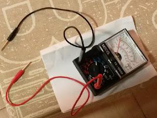 Polimetro o voltimetro