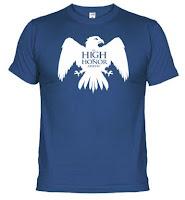 camiseta casa Arryn - Juego de Tronos en los siete reinos
