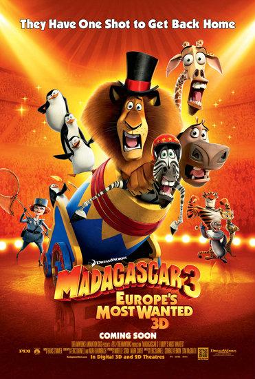 Madagascar 3 มาดากัสการ์ 3