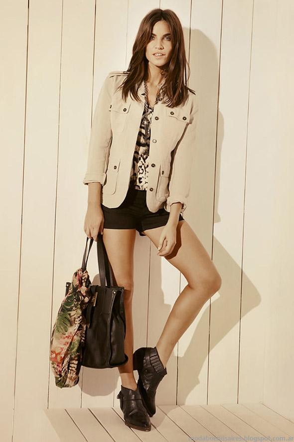 Moda mujer looks de moda Kevingston 2015.