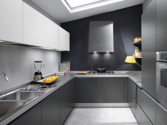 Grey Kitchen Design Ideas Living Room Design Ideas