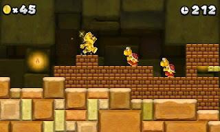 mario - New Super Mario bros 2 pode ser distribuído em formato digital e primeiras imagens 392398_286386484779145_119240841493711_626652_1940725119_n