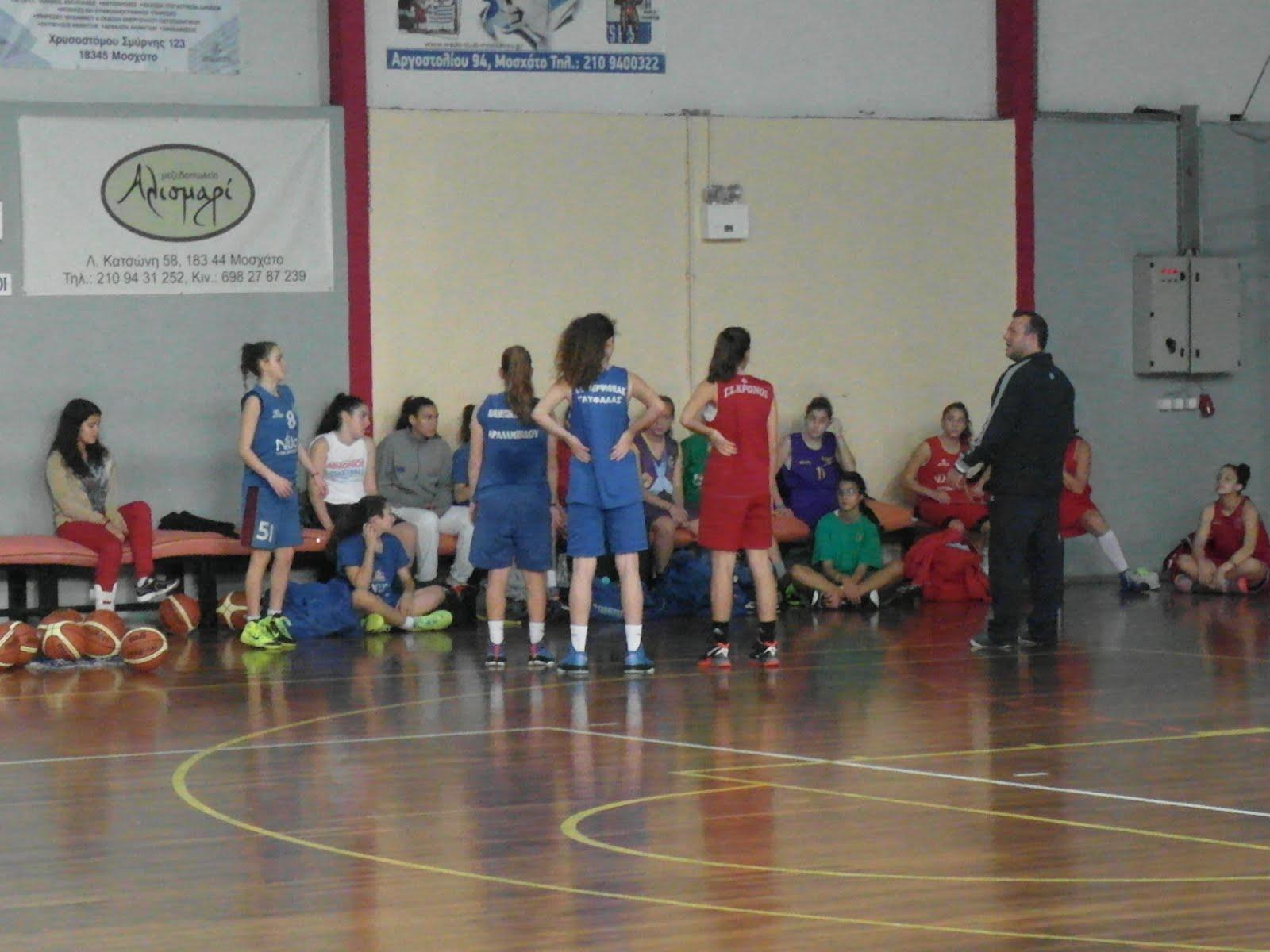 Δημητρας basket blog