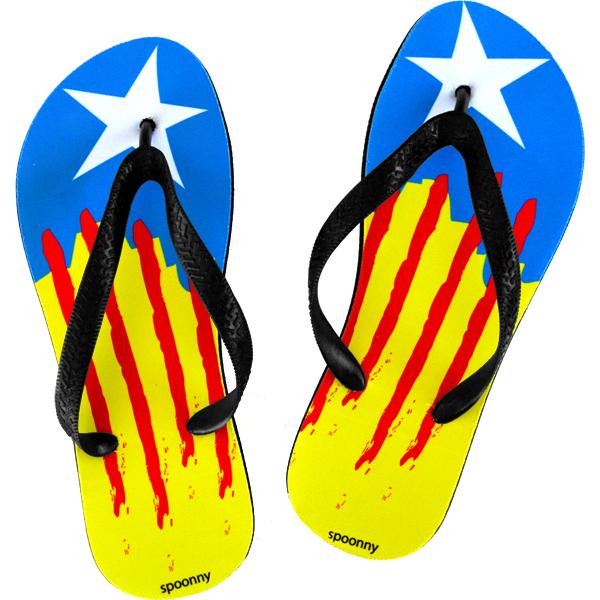 Samarretes Catalanes: Estelada