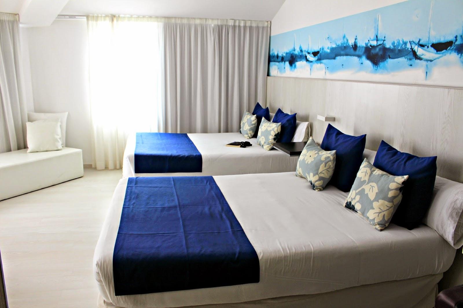 Fergus Hotel Mar Mediterrania Santa Susanna Spain room